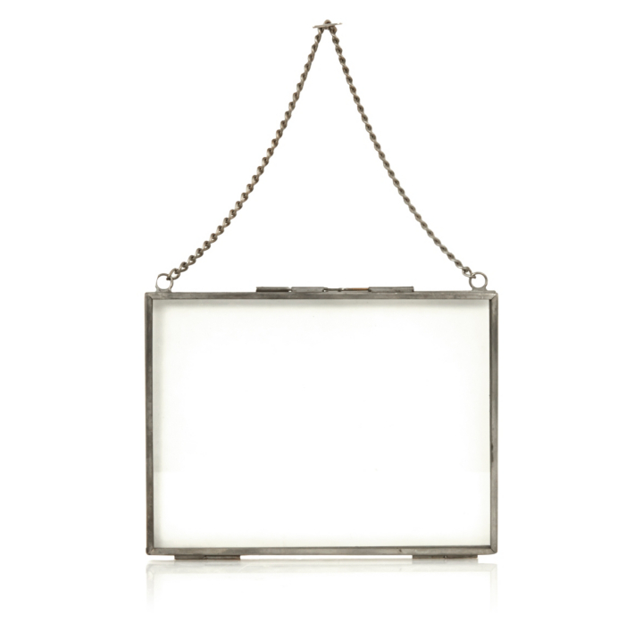 george home hanging floating frame