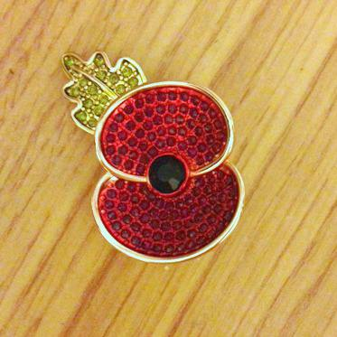 BuckleyRemembers: The Official Poppy Collection by Buckley London