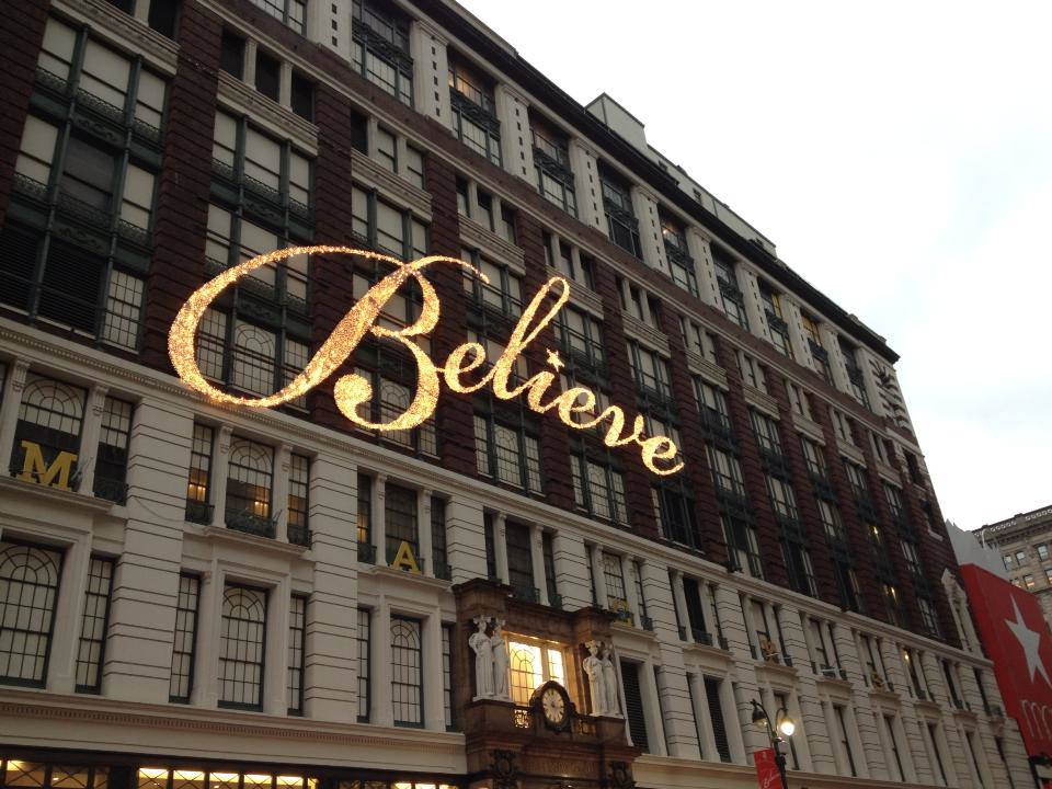 christmas decorations new york macys believe