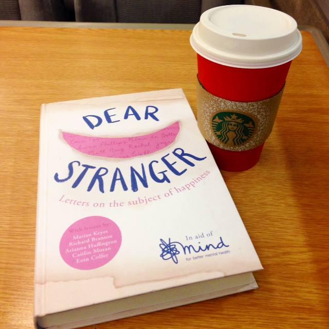 dear stranger book mind