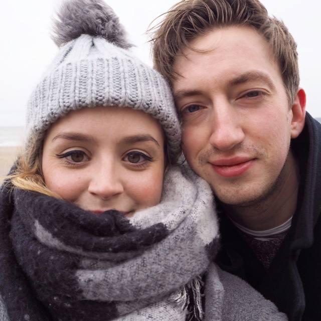 scarborough seaside winter