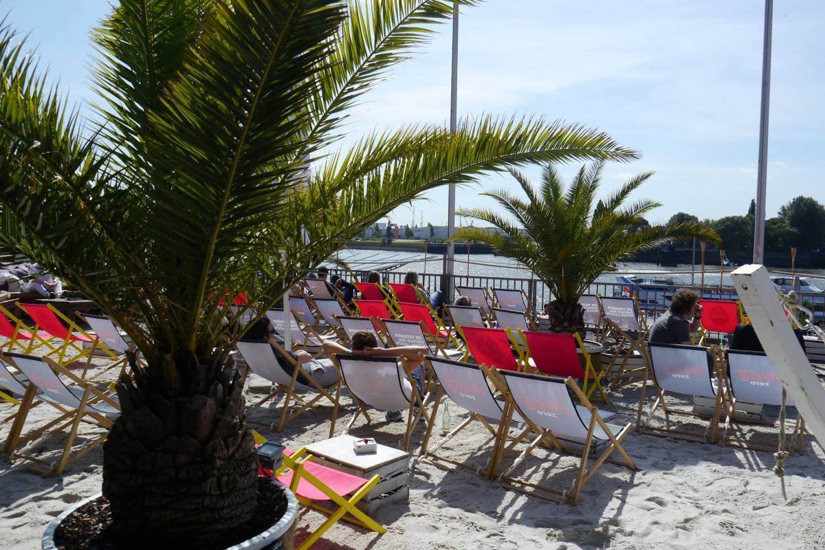 hamburg beach bar