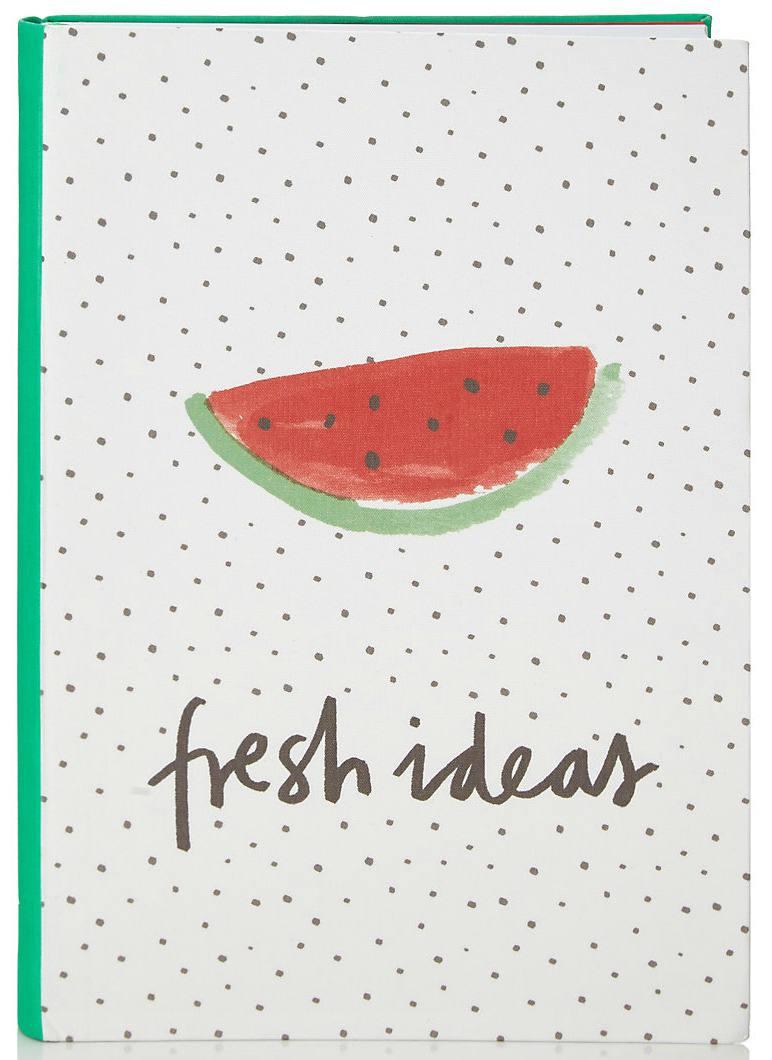 fresh ideas notebook m&s