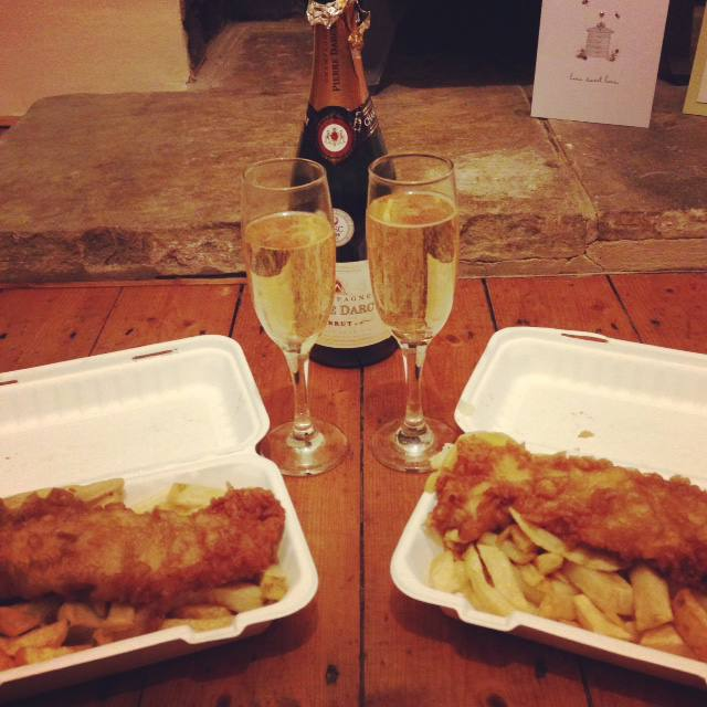 fish and chip friday
