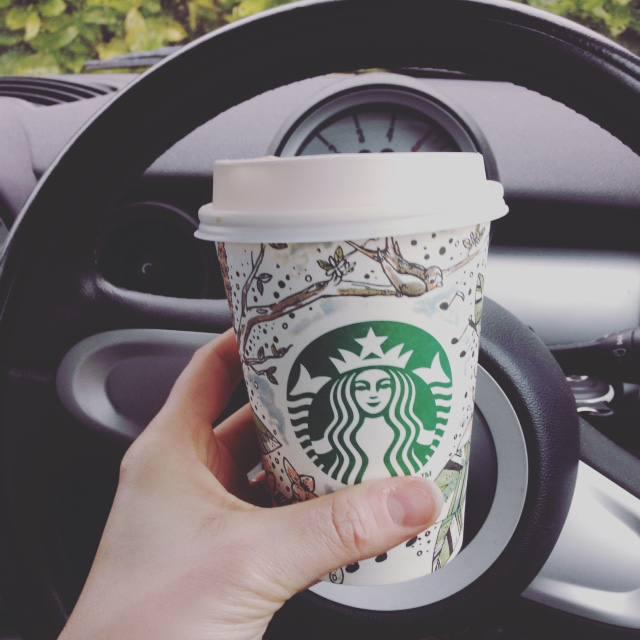 starbucks spring cup