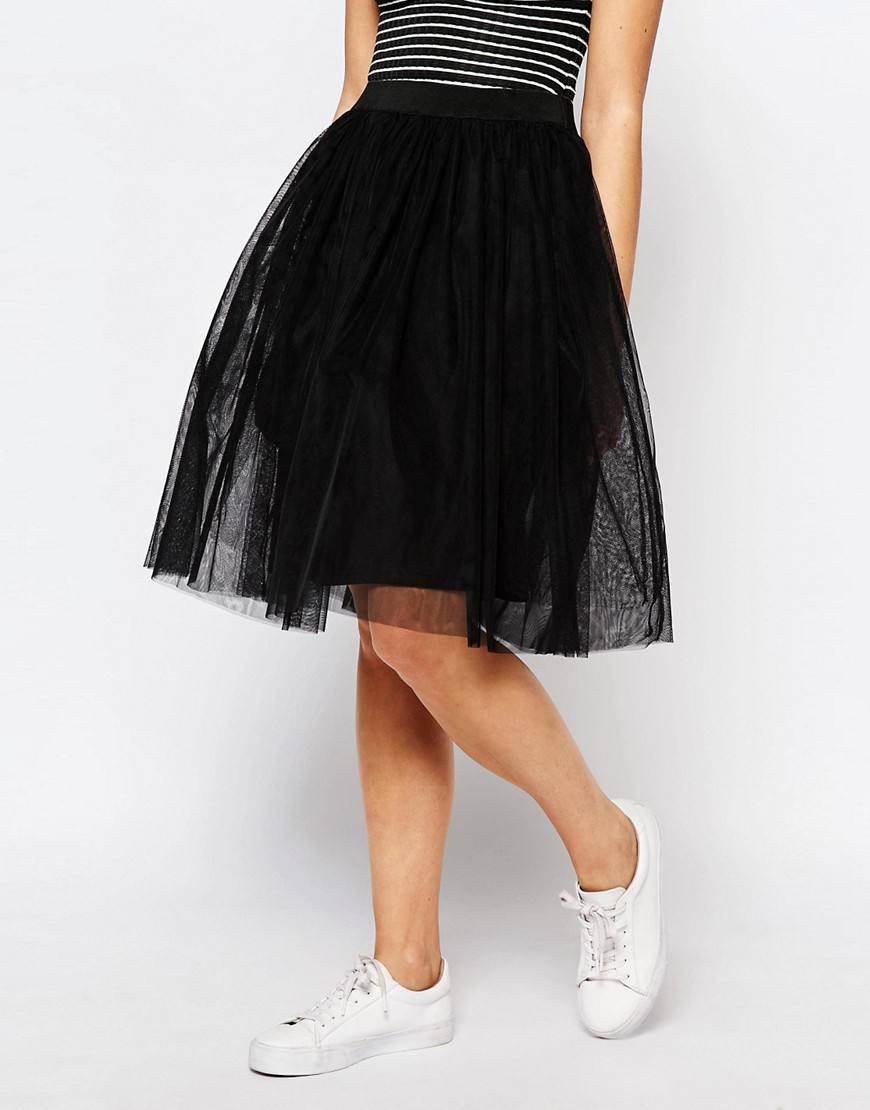boohoo tulle skirt