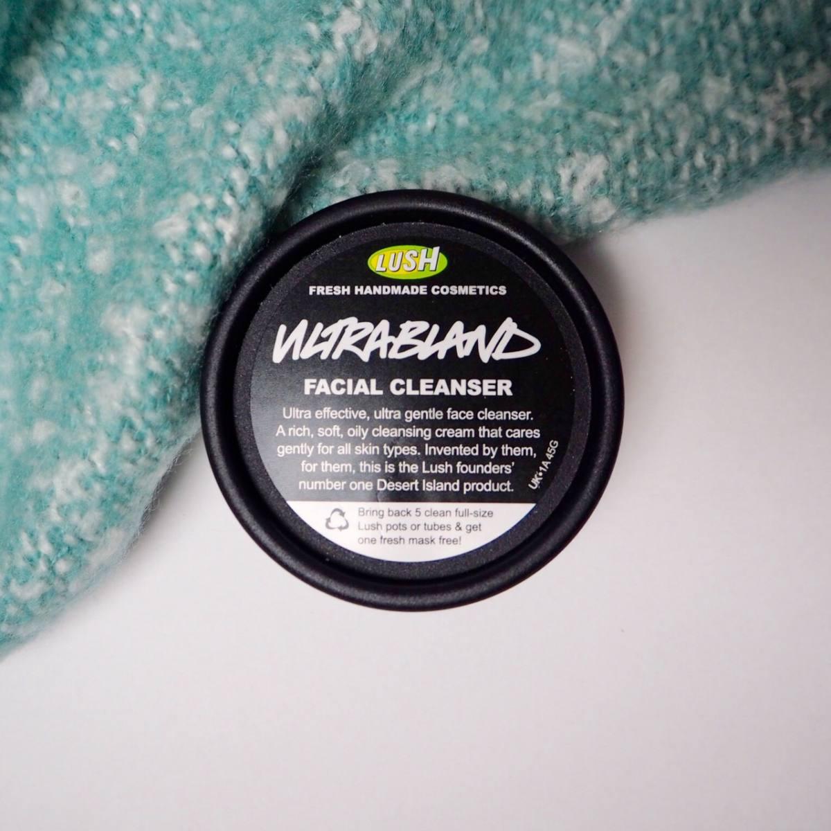 ultrabland cleanser