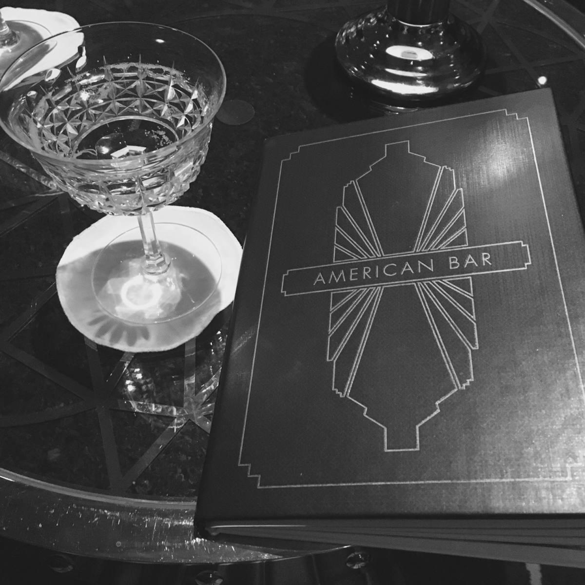 american bar savoy hotel