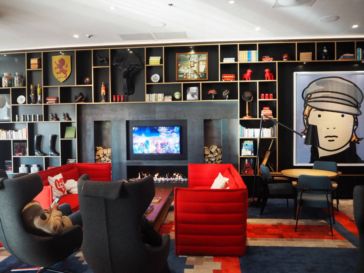 citizenm tower of london hotel