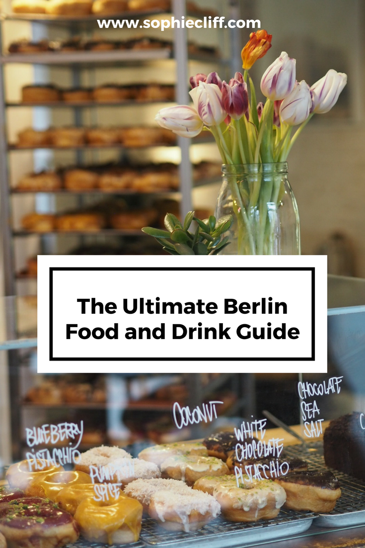 The Ultimate Berlin Food and Drink Guide