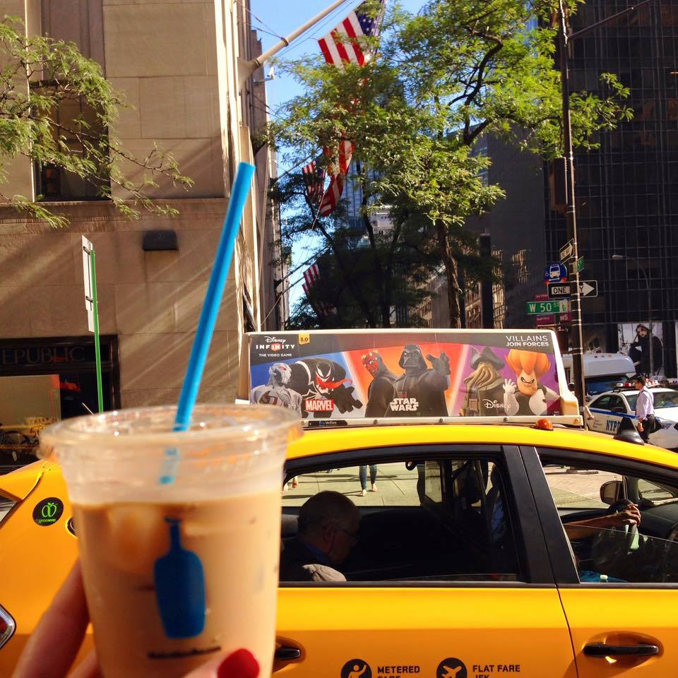 blue bottle coffee new york