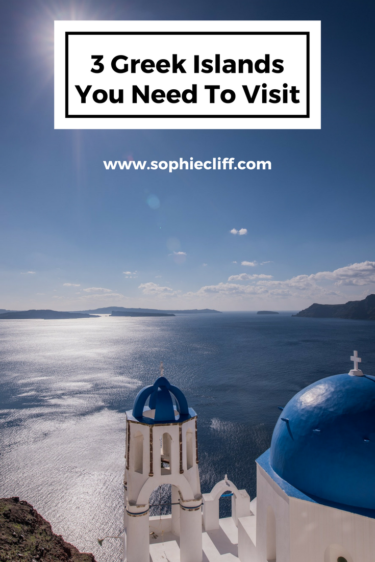 3 greek islands you need to visit