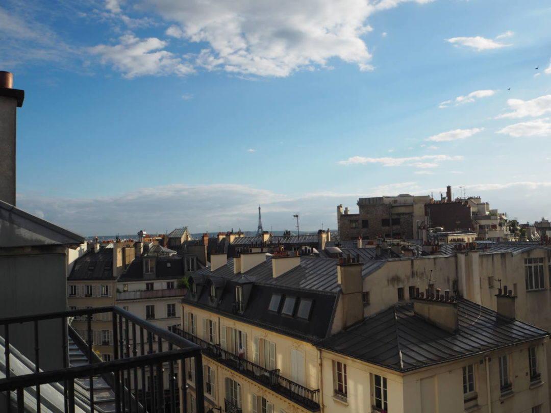 spring city break paris