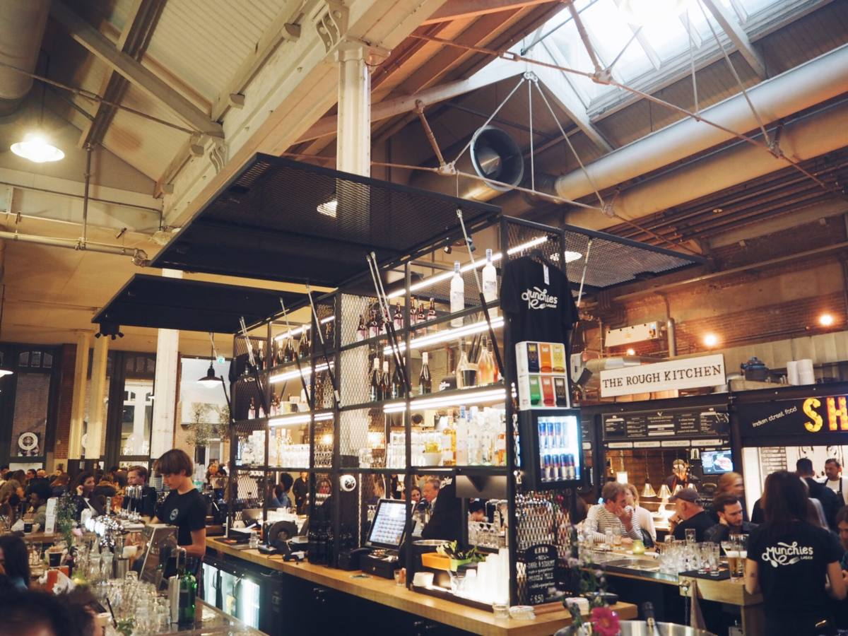 amsterdam food and drink guide foodhallen
