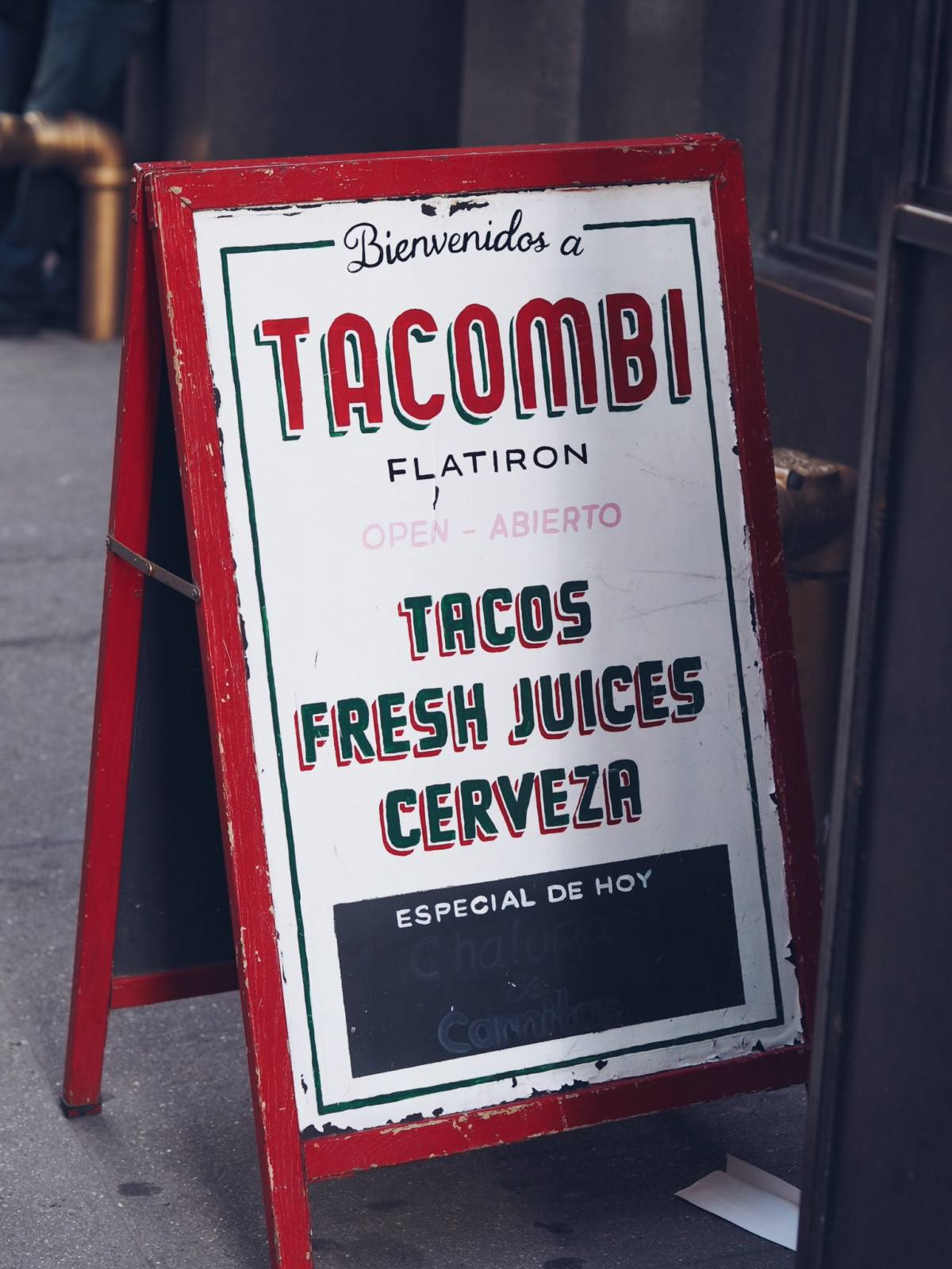 tacombi new york food guide