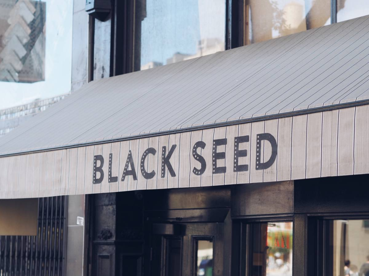 black seed bagels new york food guide