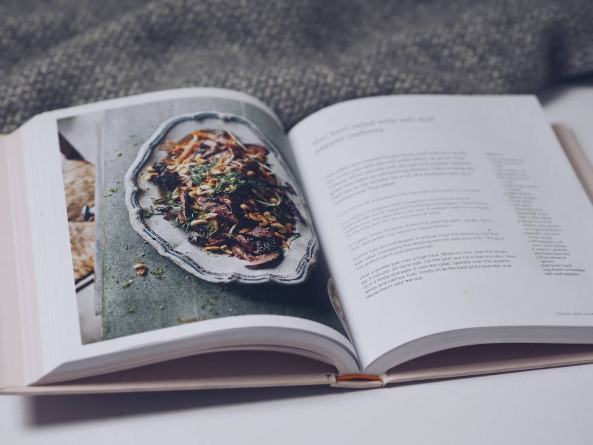the 3 cookbooks we use the most