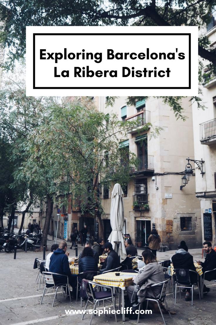 Exploring Barcelona's La Ribera District
