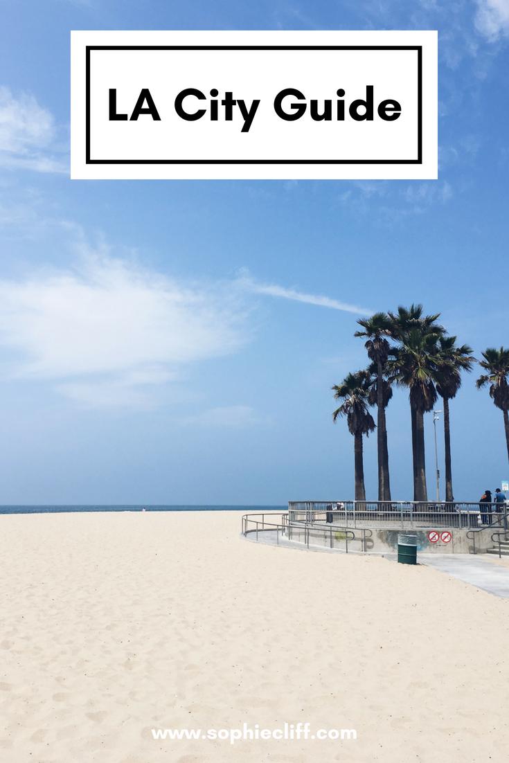 LA City Guide