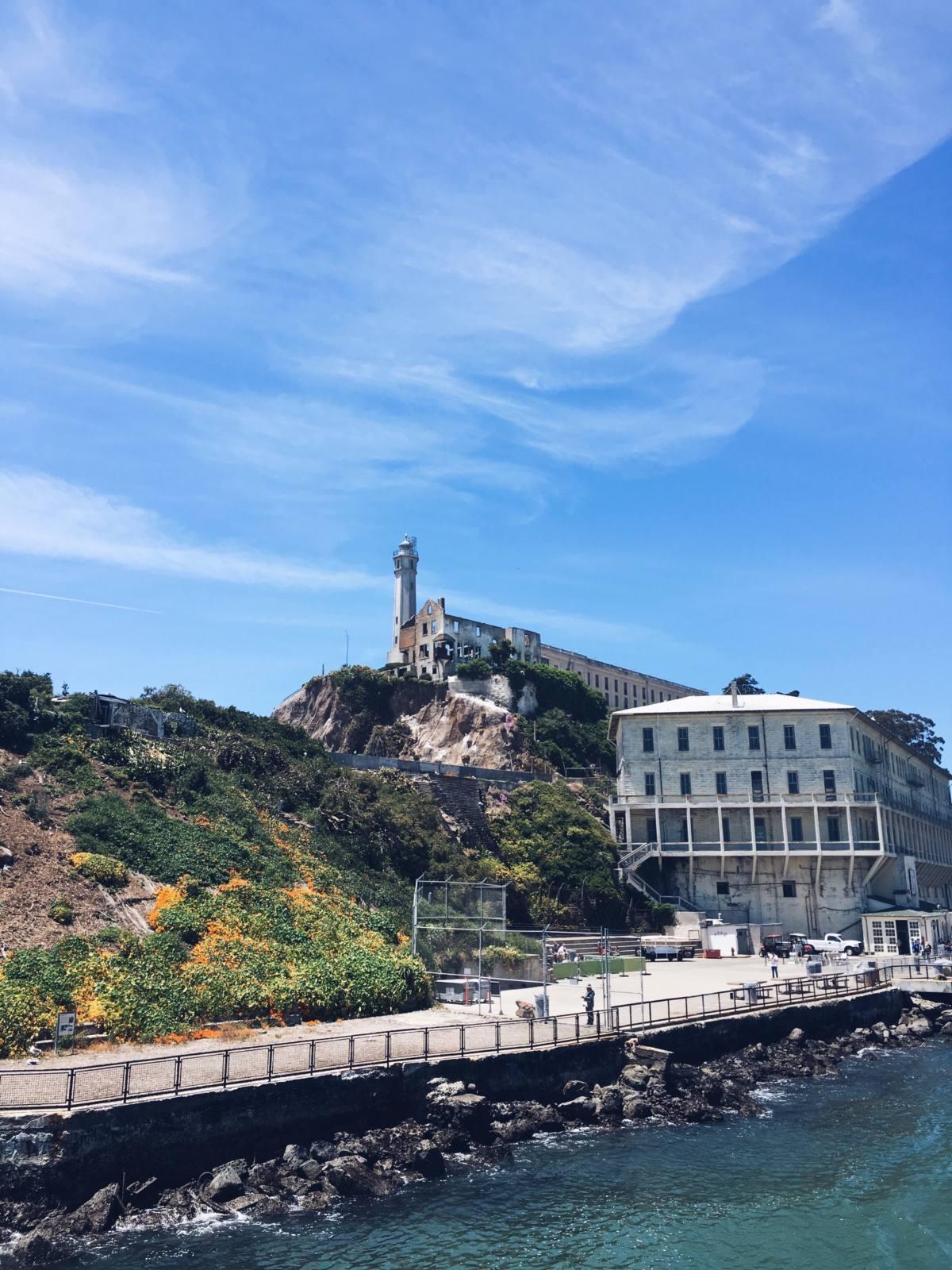 72 hours in san francisco alcatraz