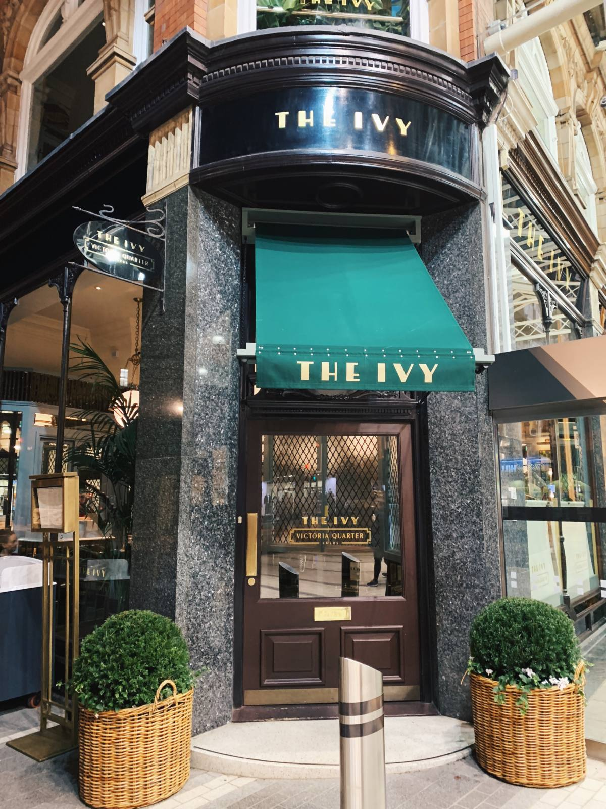 review the ivy leeds