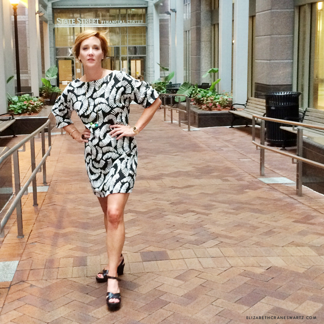 #Anthro Windfall dress / elizabethcraneswartz.com