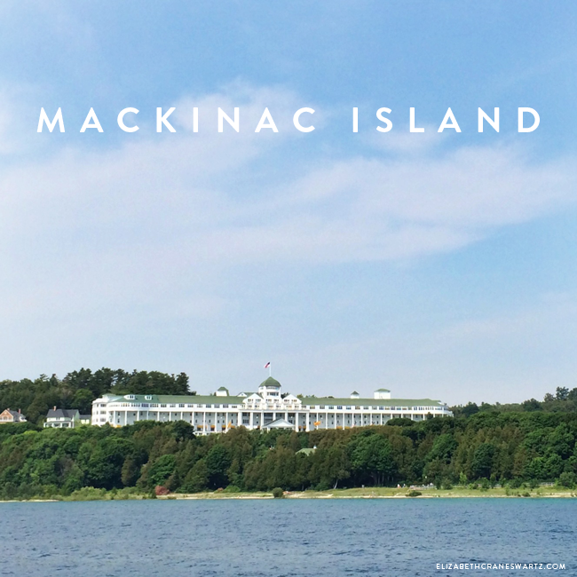 the grand hotel at mackinac island, michigan / elizabethcraneswartz.com