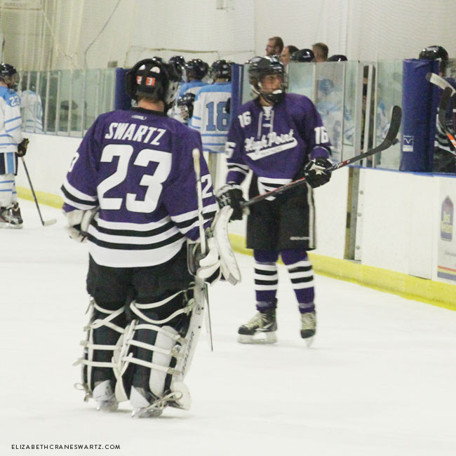 high point hockey / elizabethcraneswartz.com