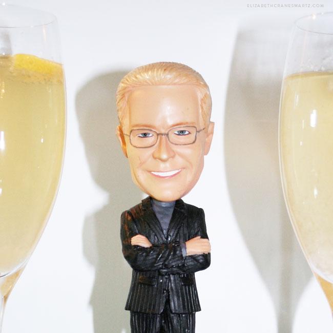 champagne cocktails / elizabethcraneswartz.com