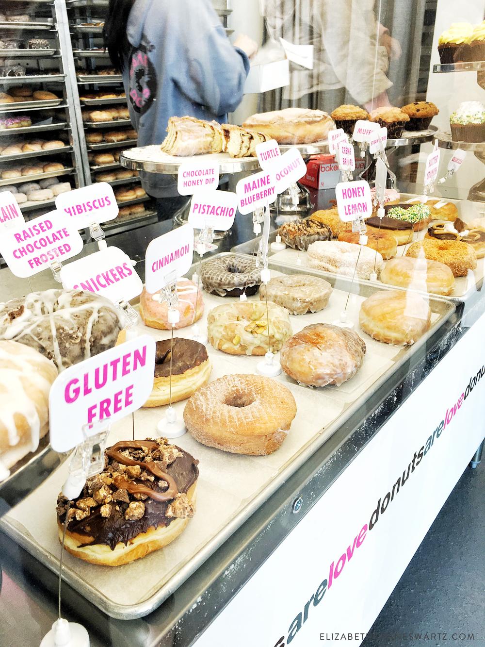 kane's donuts / elizabethcraneswartz.com