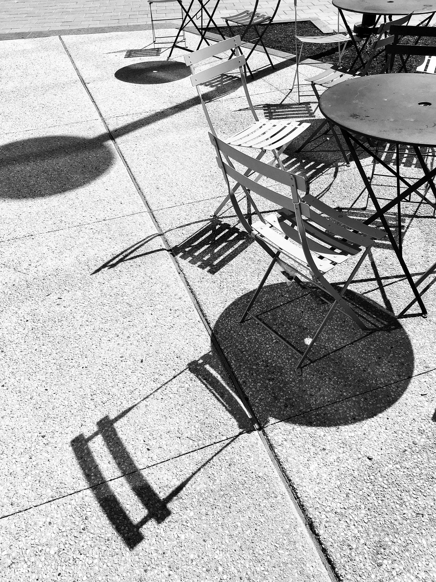 patio chairs / elizabethcraneswartz.com