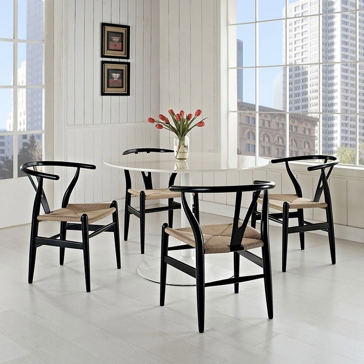 Lexmod table and chairs