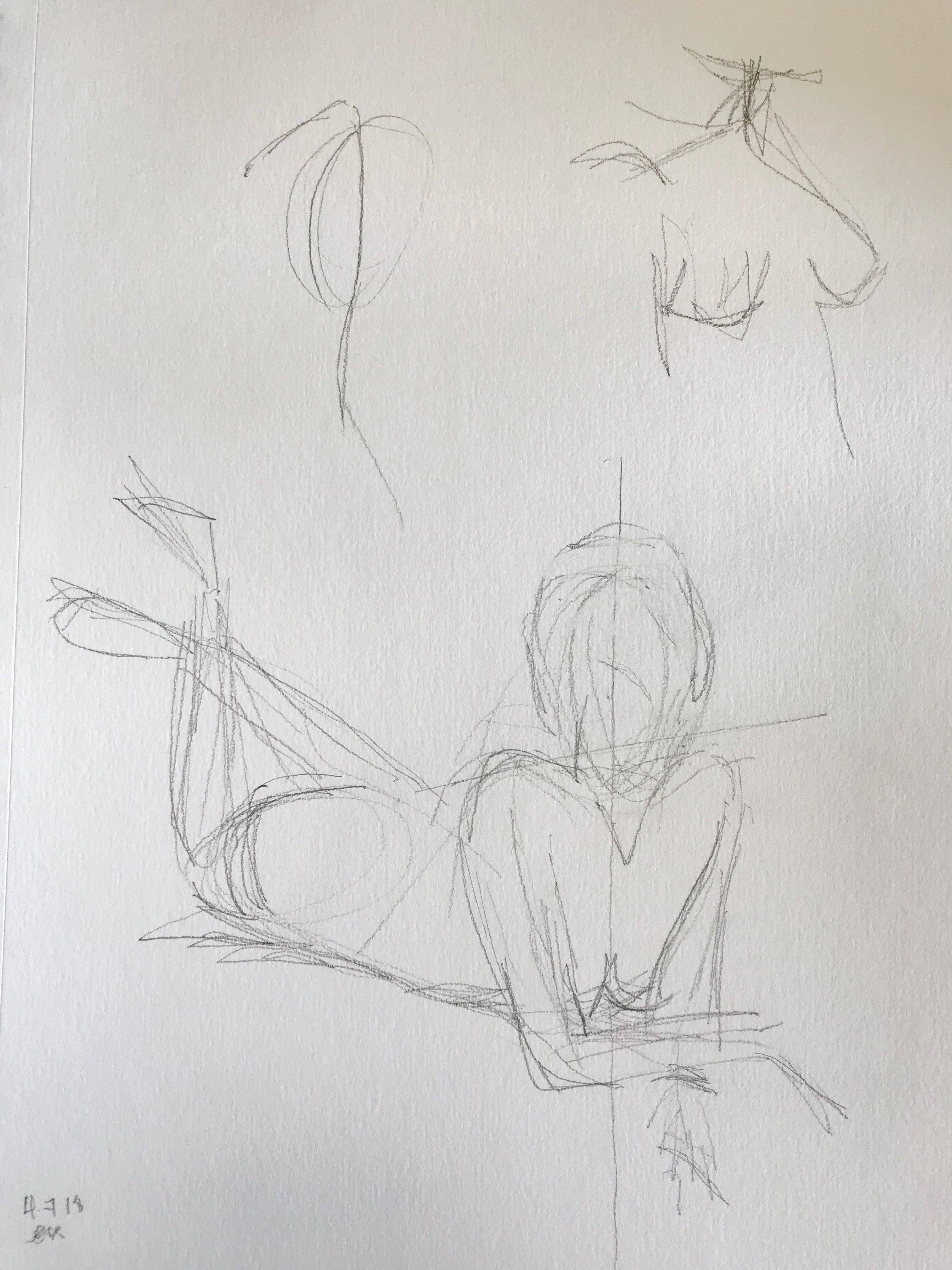 figure drawing / elizabethcraneswartz.com