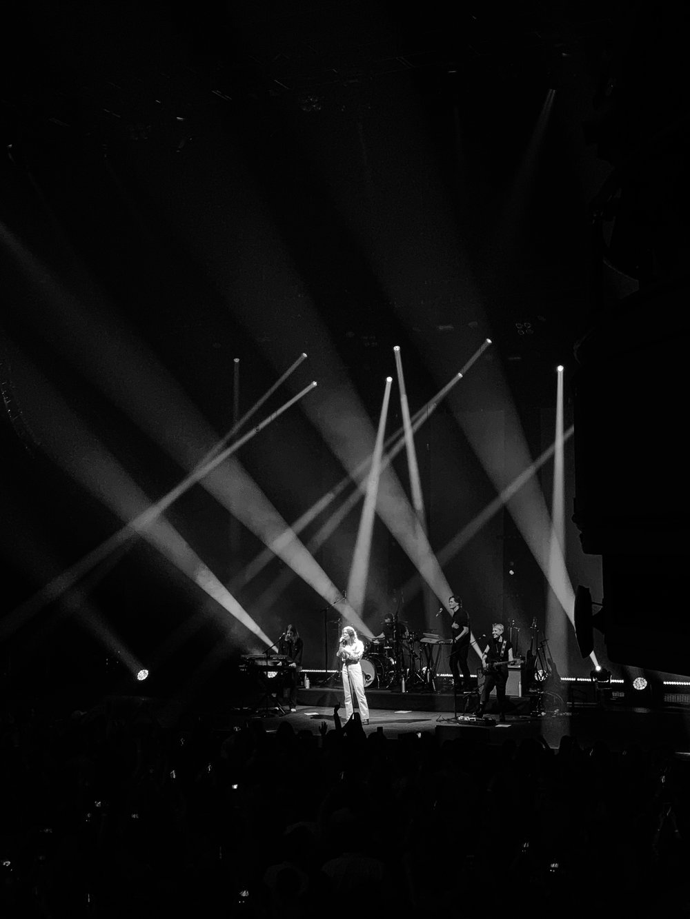 maggie rogers at the hammerstein ballroom, march 29, 2019