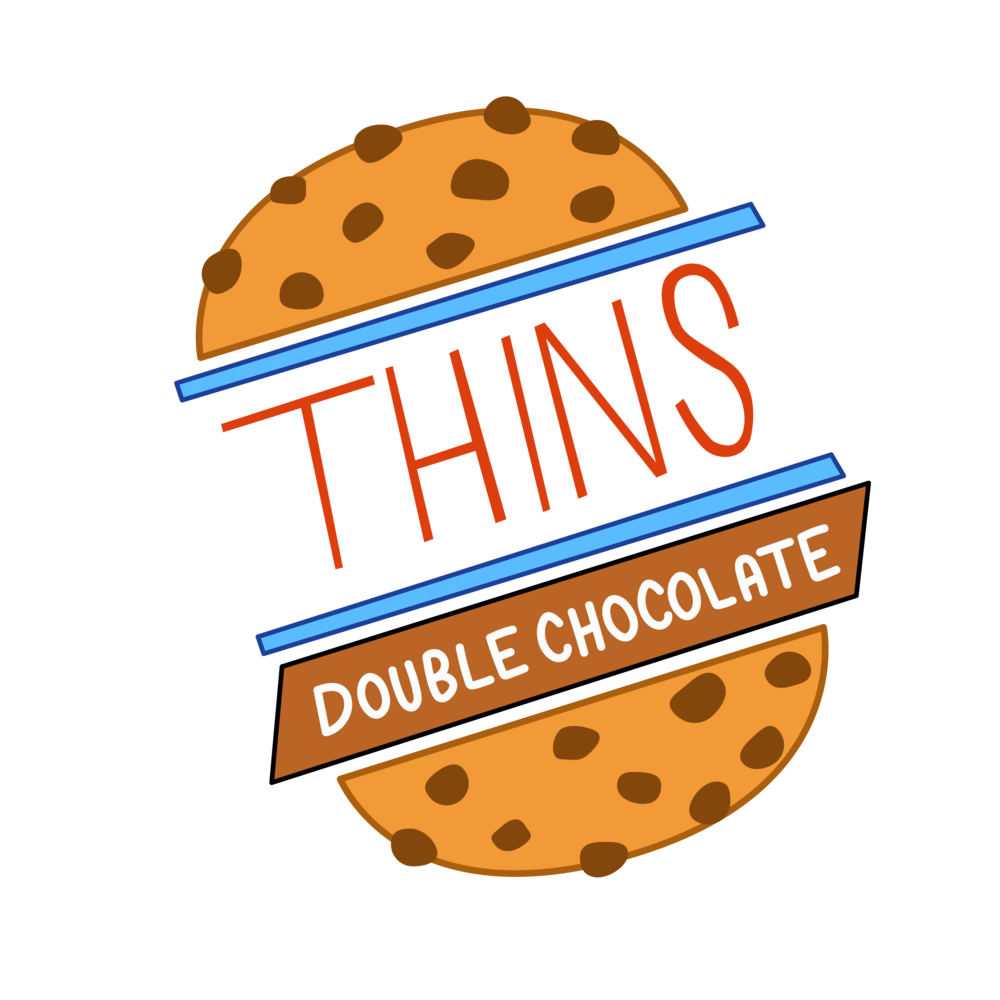 Thins Double Chocolate - The only thing better than single chocolate is double chocolate, so you better be able to double team 'em when they have the ball.