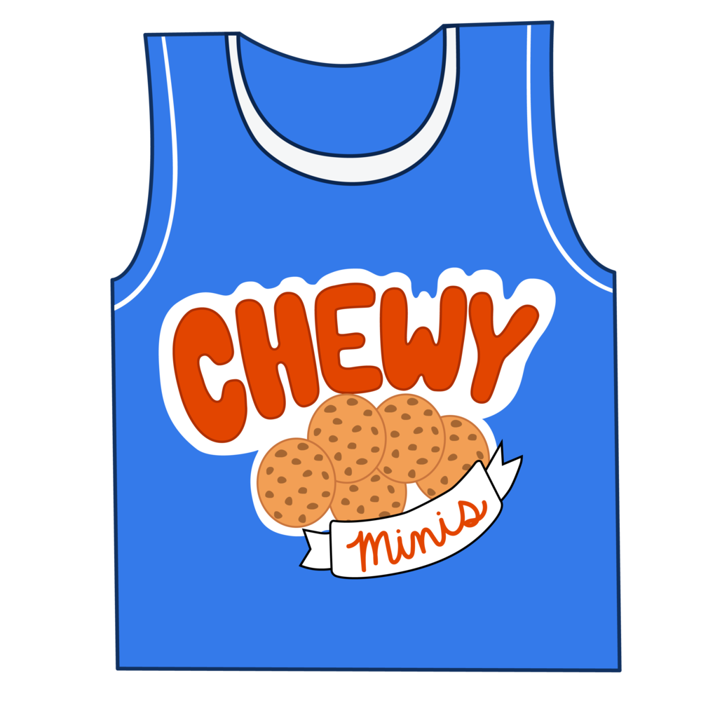Chewy Minis - They may be a long shot to win, but these mini chunks of deliciousness could very easily make a deep run here depending upon your tastes.