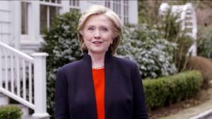 Hillary Clinton Announces 2016 Presidential Bid - Washington
