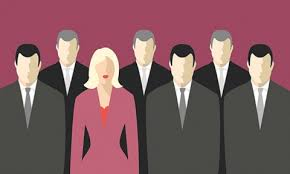 Gender parity is a goal as women as CEOS and board members of public companies is still far too rare.