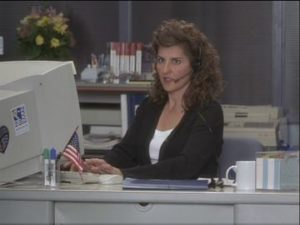 "In the 2002 ""My Big Fat Greek Wedding,"" actress Nia Vardalos played a travel agent, a sector where women dominate as workers, but not at the top as leaders."