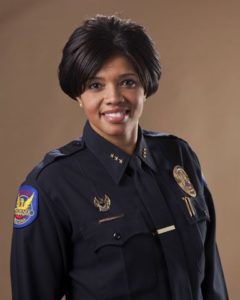 Jeri Williams will become the first female Chief of Police in Phoenix, AZ.