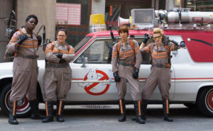 """The sumemr 2016 remake of """"Ghostbusters"""" with an all-female cast has brought the Hollywood gender gap into the spotlight yet again."""