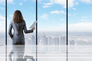 New research shows women CEOs get bullied by shareholders more than men do.