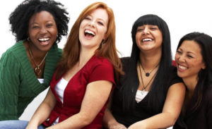 Having a reliable network of women friends helps professionally and personally, and has throughout history.