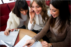 With these five strategies, you can be a helpful colleague to other women at work.