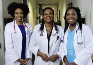 Black female physicians have started #WhatADoctorLooksLike to challenge the stereotypes of doctors in this country.