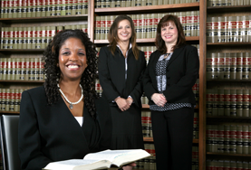 The wage gap for women lawyers is wide in this country.