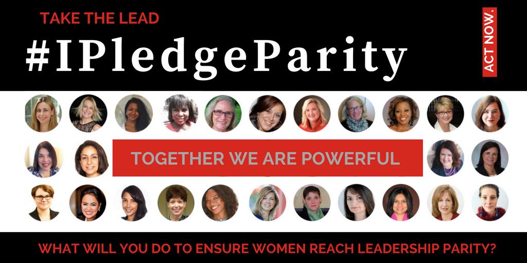 Parity Pledge