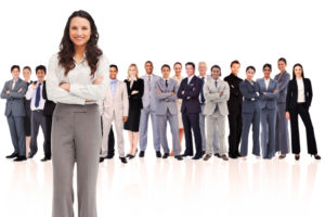 Recruting and retaining more women in leadership is good for the bottom line.