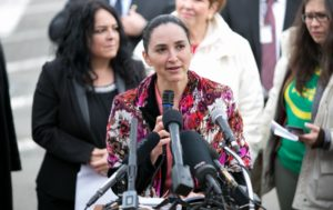 Washington State Sen. Rcebecca Saldana recently decided to run for office for the first time, and won.
