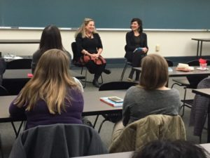 Rebecca Sive offers lessons for women leaders on running for office, her in conversation with journalist Amy Guth.